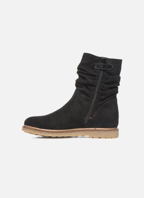 Bottines et boots Unisa Nadir Noir vue face