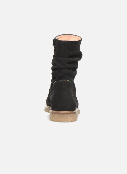 Bottines et boots Unisa Nadir Noir vue droite