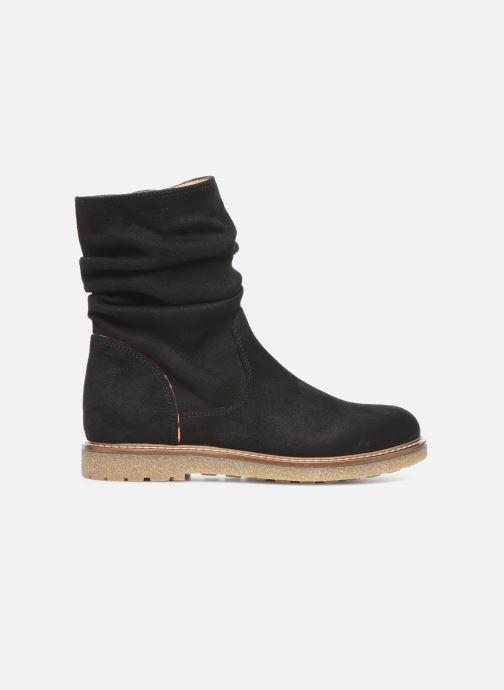 Bottines et boots Unisa Nadir Noir vue derrière