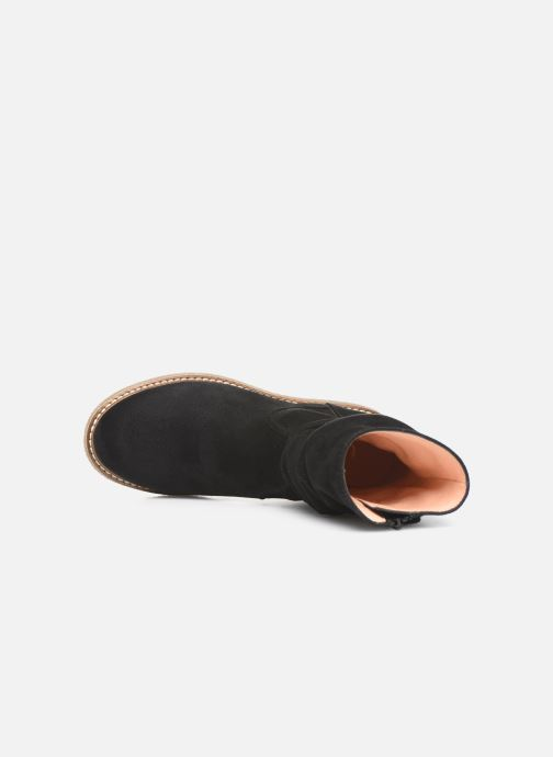 Bottines et boots Unisa Nadir Noir vue gauche