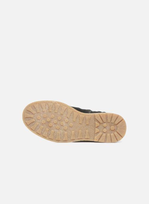 Bottines et boots Unisa Nadir Noir vue haut