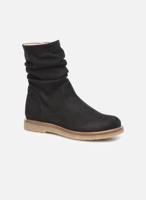 Bottines et boots Unisa Nadir Noir vue détail/paire