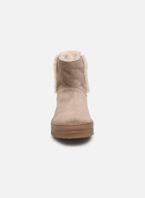 Bottines et boots Unisa Aloma Marron vue portées chaussures