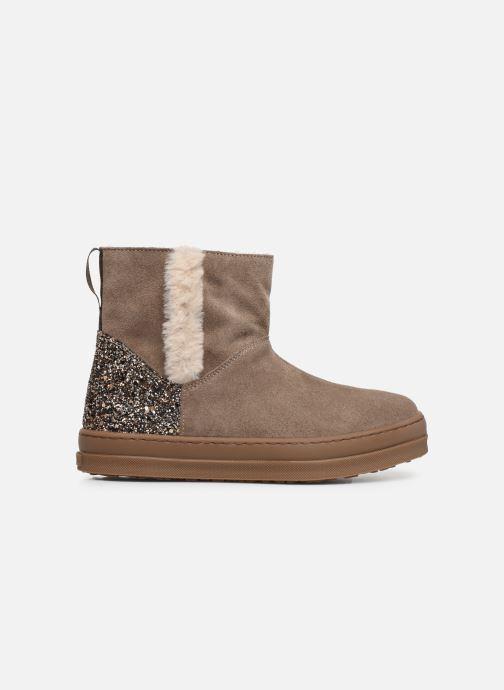 Bottines et boots Unisa Aloma Marron vue derrière