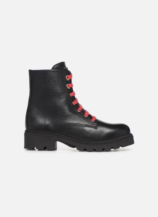 Bottines et boots Unisa Pierina Noir vue derrière