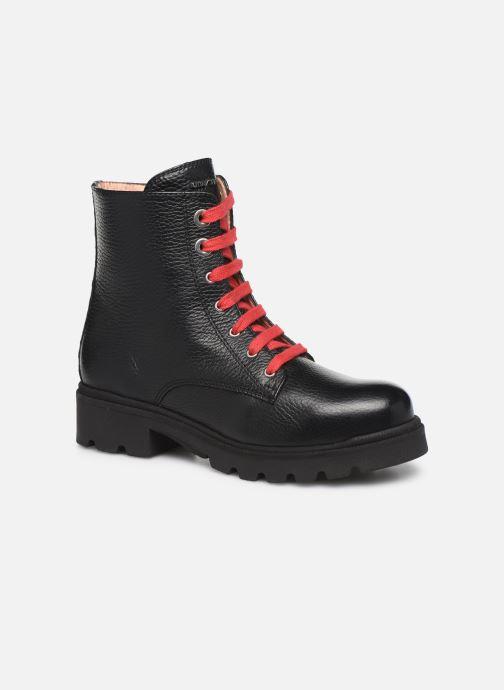 Bottines et boots Unisa Pierina Noir vue détail/paire