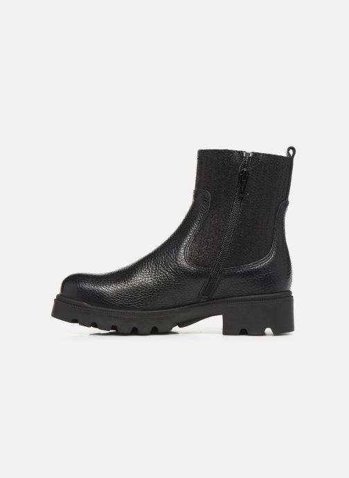 Bottines et boots Unisa Pïneda Noir vue face