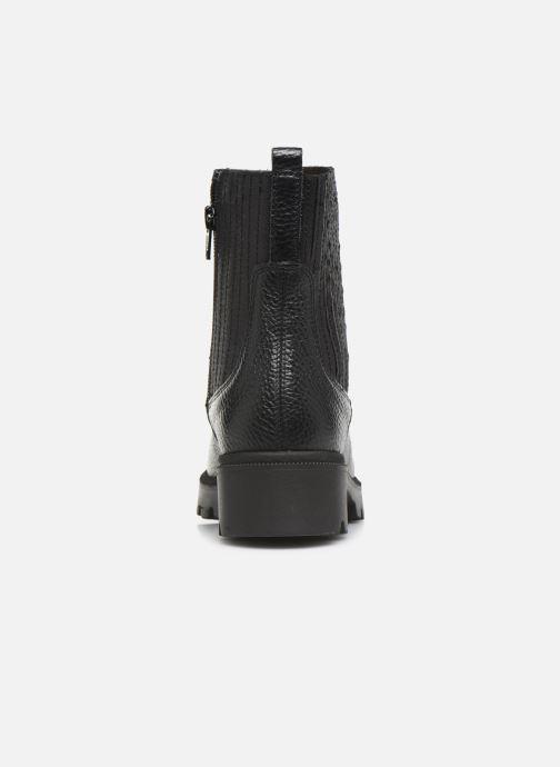 Stiefeletten & Boots Unisa Pïneda schwarz ansicht von rechts