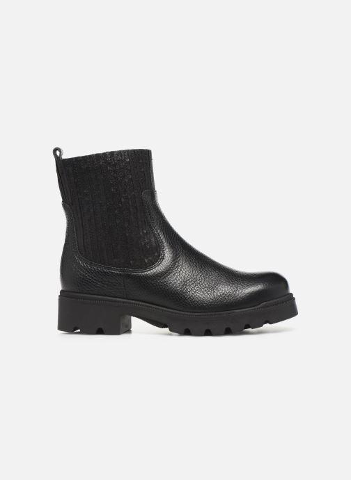 Bottines et boots Unisa Pïneda Noir vue derrière
