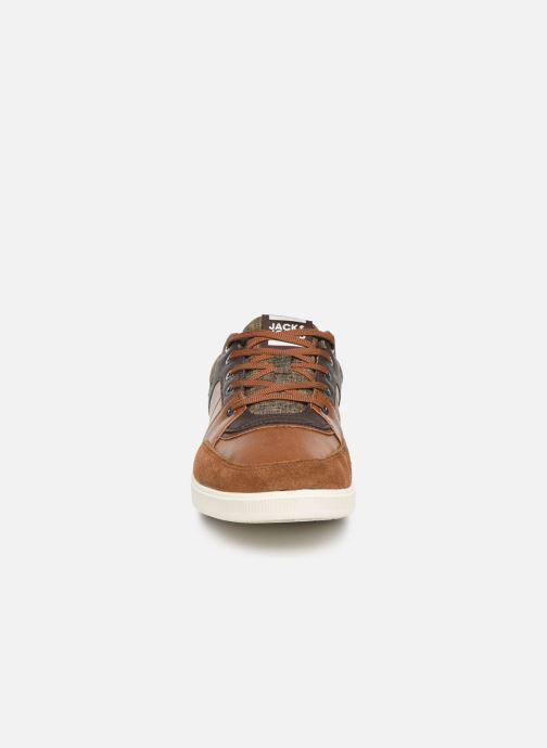 Sneaker Jack & Jones JFWNEWINGTON COMBO braun schuhe getragen