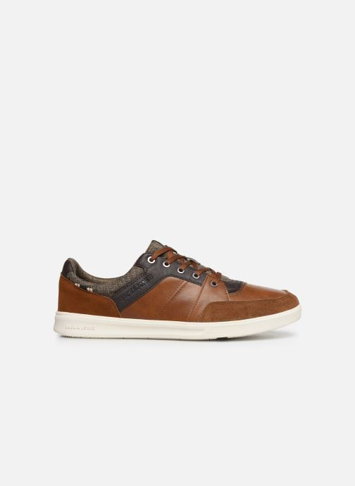 Trainers Jack & Jones JFWNEWINGTON COMBO Brown back view