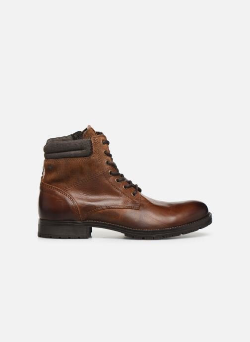 Botines  Jack & Jones JFWZACHARY BOOT Marrón vistra trasera