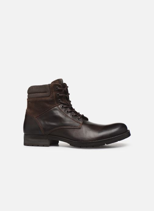 Bottines et boots Jack & Jones JFWZACHARY BOOT Marron vue derrière