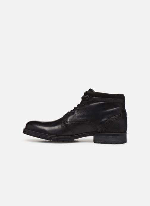Bottines et boots Jack & Jones JFWHARRY CHUKKA Noir vue face