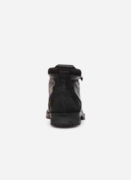 Bottines et boots Jack & Jones JFWHARRY CHUKKA Noir vue droite