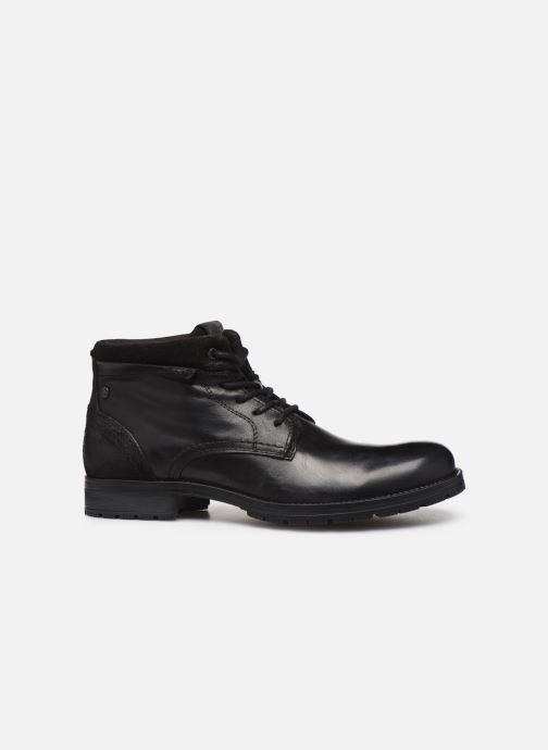 Bottines et boots Jack & Jones JFWHARRY CHUKKA Noir vue derrière
