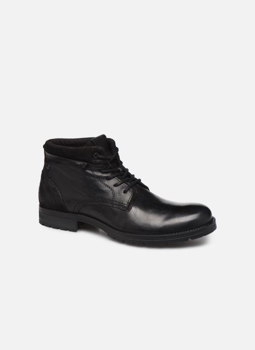 Bottines et boots Jack & Jones JFWHARRY CHUKKA Noir vue détail/paire