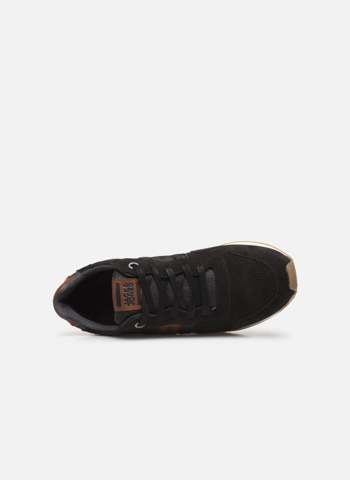 Trainers Jack & Jones JFWSTELLAR PU COMBO Grey view from the left