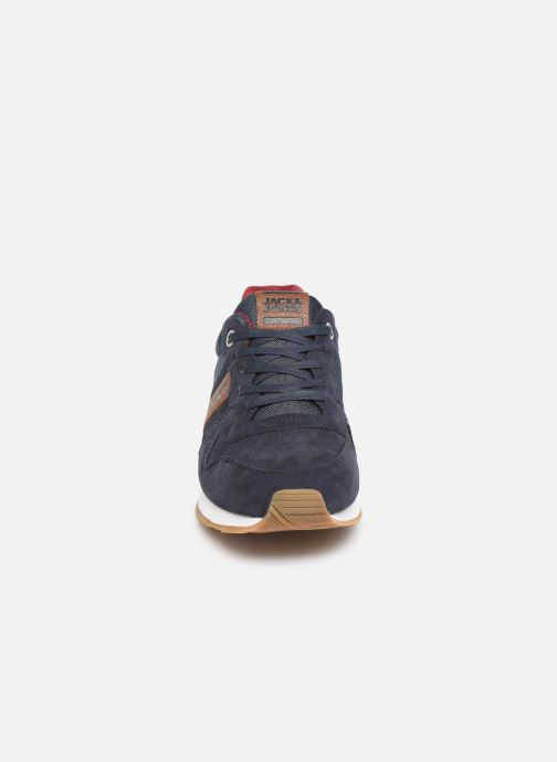 Sneaker Jack & Jones JFWSTELLAR blau schuhe getragen