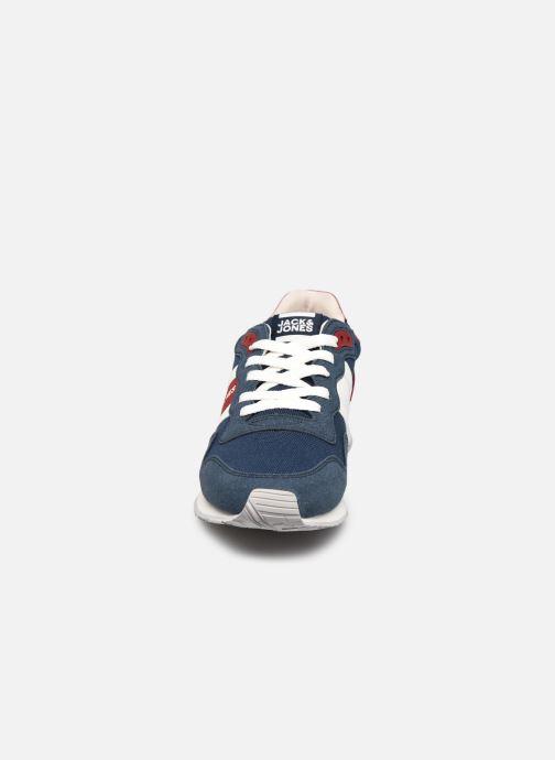 Baskets Jack & Jones JFWSTELLAR Bleu vue portées chaussures