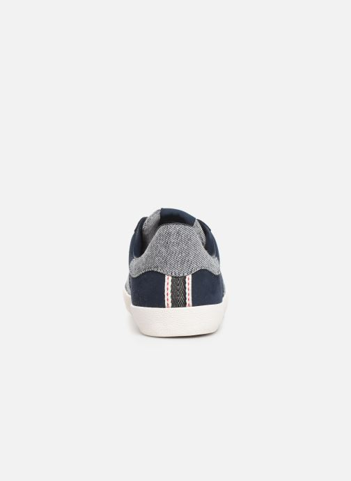 Trainers Jack & Jones JFW ALCOTT Blue view from the right