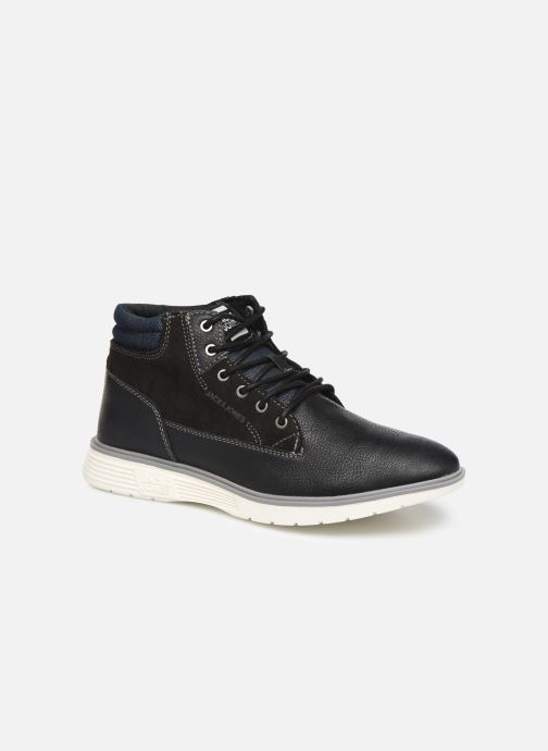 Bottines et boots Jack & Jones JFW DUSTON Gris vue détail/paire