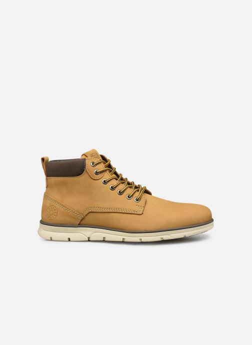 Ankle boots Jack & Jones JFWTBAR Yellow back view