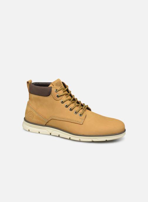 Bottines et boots Jack & Jones JFWTBAR Jaune vue détail/paire