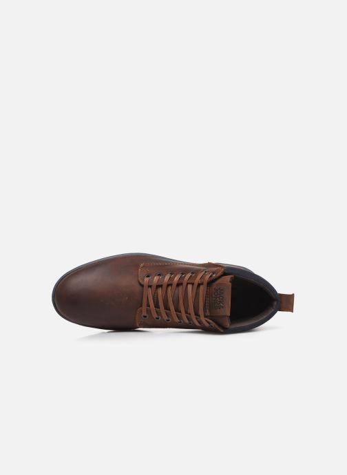 Bottines et boots Jack & Jones JFWTBAR Marron vue gauche
