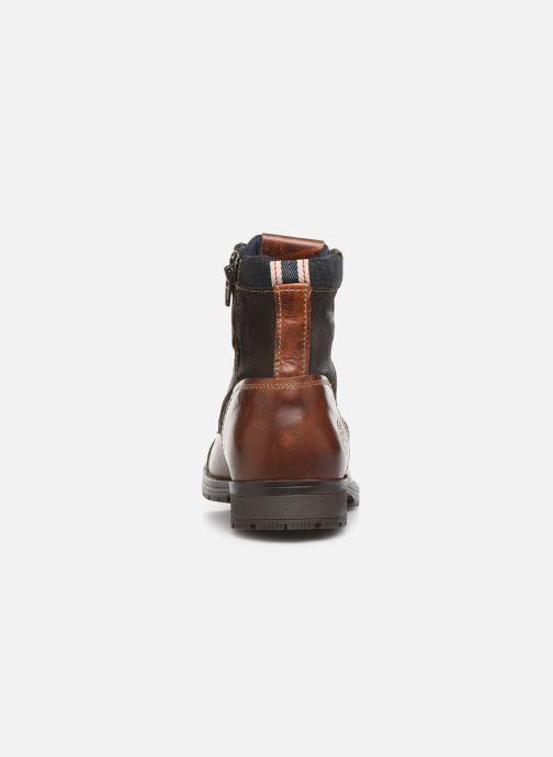 Bottines et boots Jack & Jones JFWMARSHALL Marron vue droite