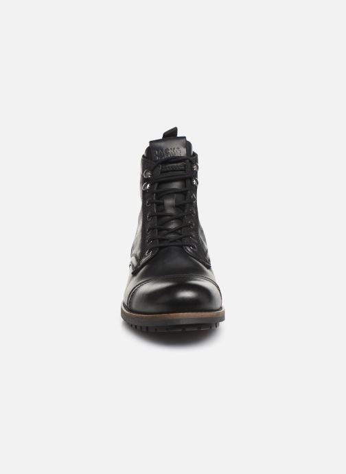 Bottines et boots Jack & Jones JFWEAGLE Noir vue portées chaussures