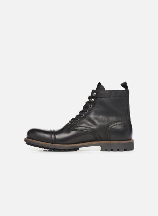 Bottines et boots Jack & Jones JFWEAGLE Noir vue face