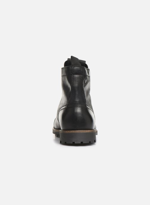 Ankle boots Jack & Jones JFWEAGLE Black view from the right
