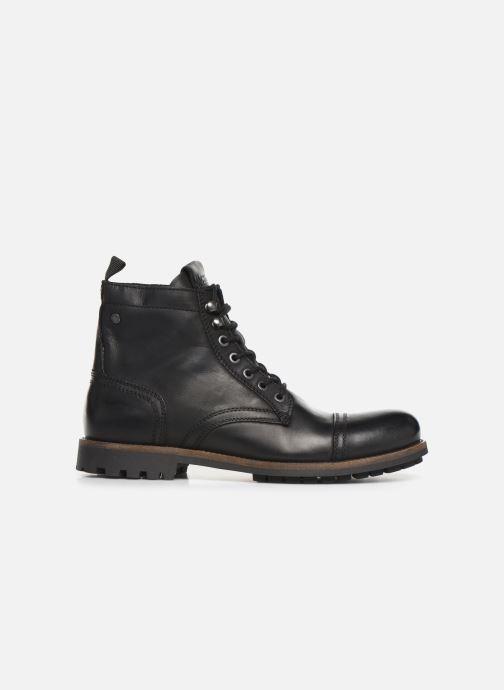 Bottines et boots Jack & Jones JFWEAGLE Noir vue derrière