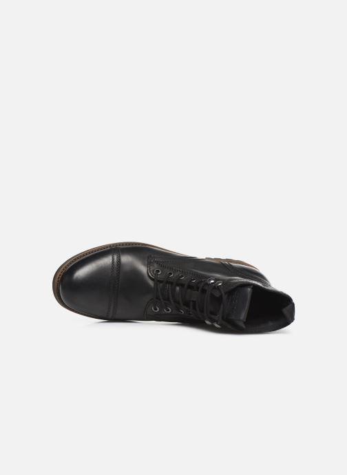 Bottines et boots Jack & Jones JFWEAGLE Noir vue gauche