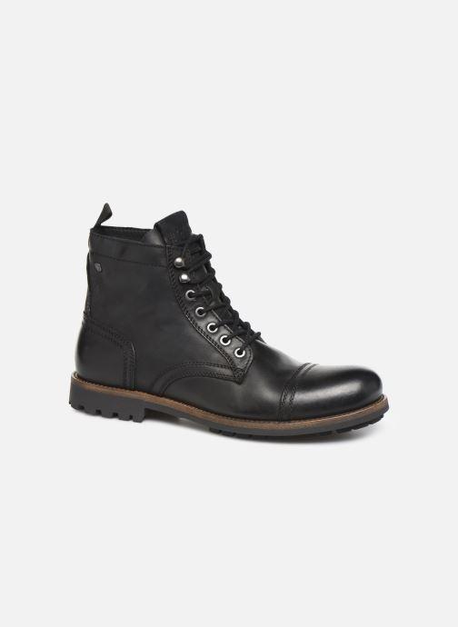 Bottines et boots Jack & Jones JFWEAGLE Noir vue détail/paire