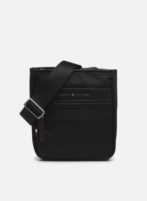 Herrentaschen Tommy Hilfiger ELEVATED NYLON MINI CROSSOVER schwarz detaillierte ansicht/modell