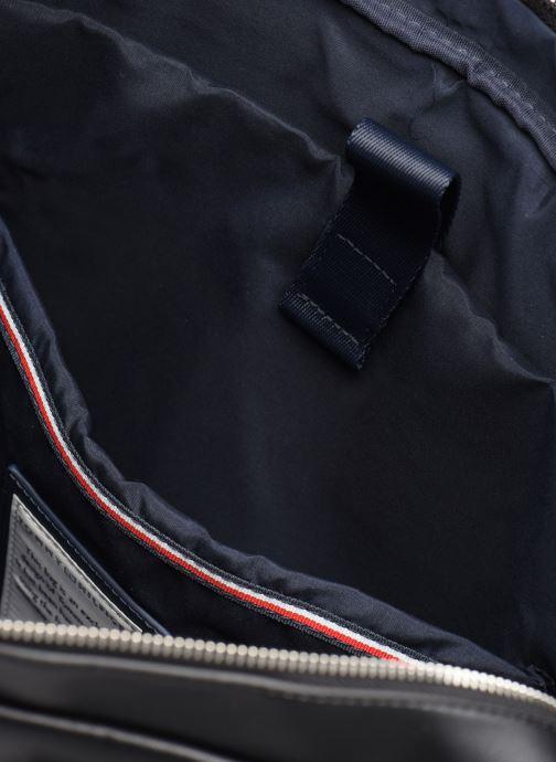 Sacs ordinateur Tommy Hilfiger TH METRO COMPUTER BAG Noir vue derrière