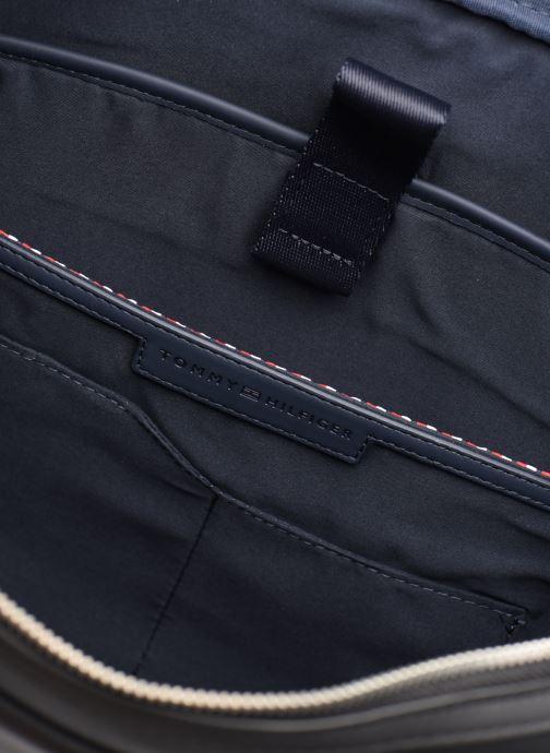Laptoptaschen Tommy Hilfiger TH METRO COMPUTER BAG schwarz ansicht von hinten