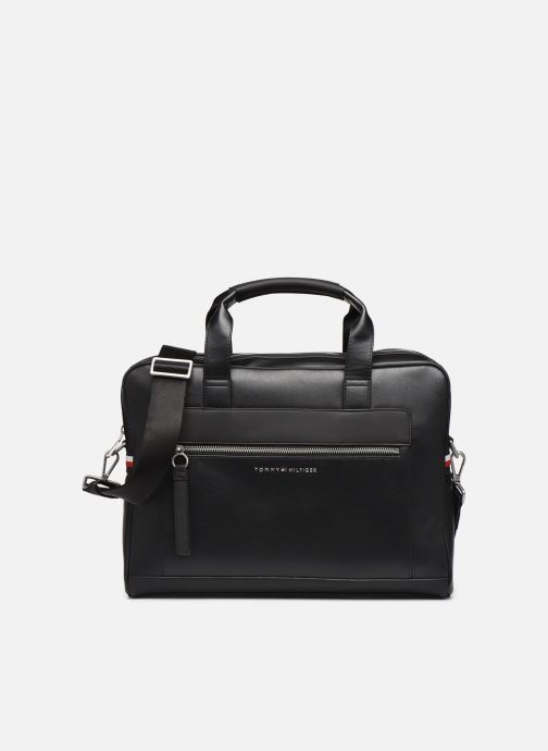 Laptoptaschen Tommy Hilfiger TH METRO COMPUTER BAG schwarz detaillierte ansicht/modell