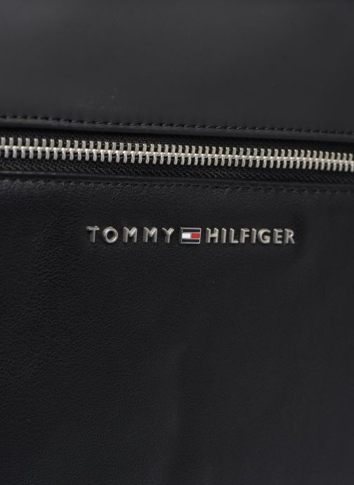 Sacs à dos Tommy Hilfiger TH METRO BACKPACK Noir vue gauche