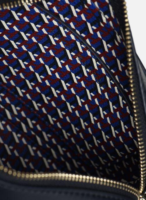 Handtassen Tommy Hilfiger ICONIC TOMMY CROSSOVER Blauw achterkant