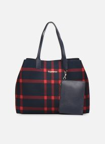 ICONIC TOMMY TOTE CHECK