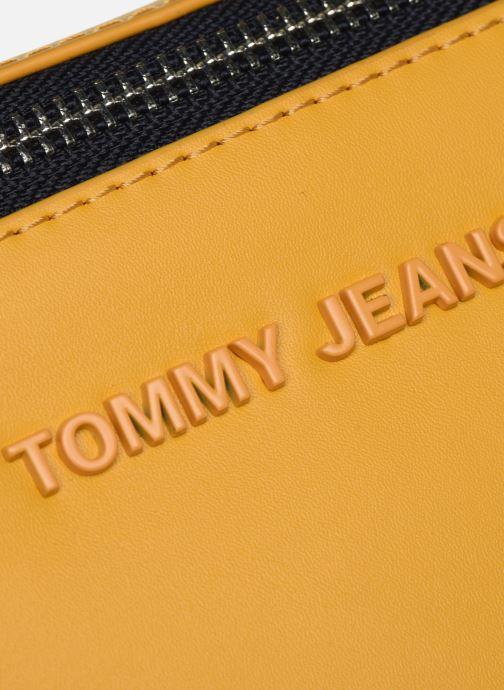 Petite Maroquinerie Tommy Hilfiger TJW FEMME PU BUMBAG Jaune vue gauche