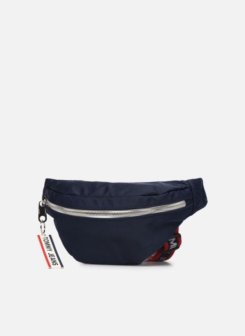 Portemonnaies & Clutches Tommy Hilfiger TJM LOGO TAPE BUMBAG NYLON blau schuhe getragen
