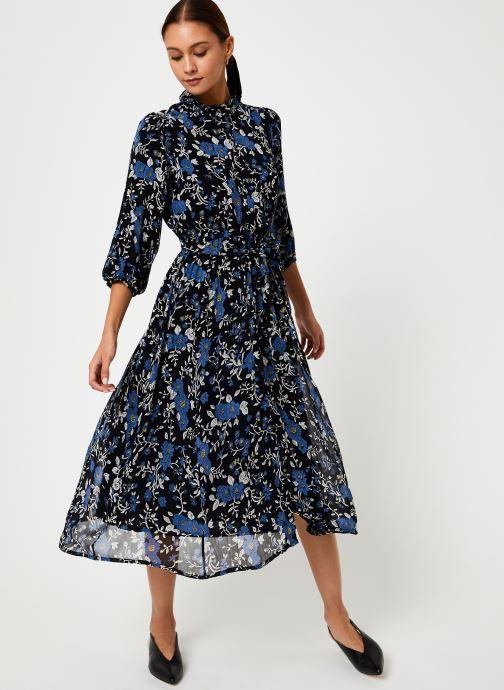 Vêtements Jolie Jolie Petite Mendigote Robe Lison Bleuet Bleu vue bas / vue portée sac