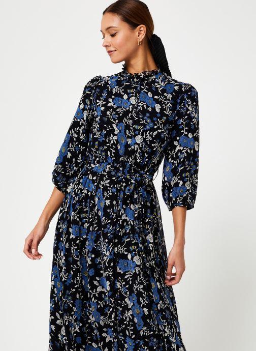 Vêtements Jolie Jolie Petite Mendigote Lison Crepe Bleu vue détail/paire