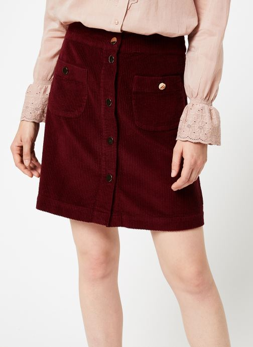 Jupe mini - Jupe Emma big corduroy
