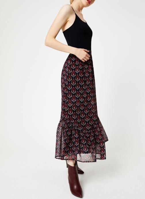 Vêtements Jolie Jolie Petite Mendigote Jupe longue Valentine Sunny Bleu vue bas / vue portée sac