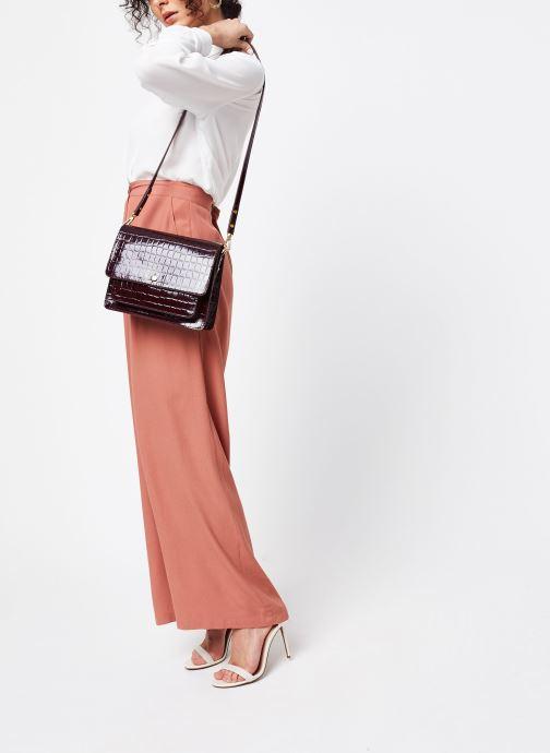 Vêtements Jolie Jolie Petite Mendigote Pantalon Gabin Rose vue bas / vue portée sac